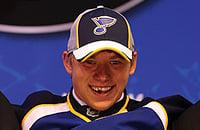драфт НХЛ, Владимир Тарасенко, НХЛ, переходы, Оттава, Сент-Луис, Давид Рундблад