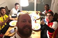 Лига чемпионов, Монако, Боруссия Дортмунд, болельщики, происшествия, фото