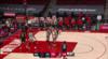 Armoni Brooks 3-pointers in Portland Trail Blazers vs. Houston Rockets