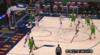 Bojan Bogdanovic 3-pointers in Utah Jazz vs. Denver Nuggets