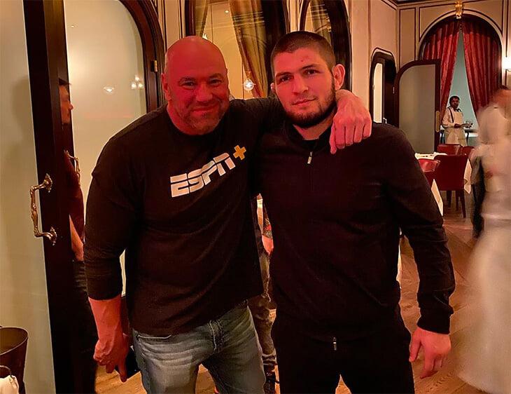 UFC до сих пор не отменил бой Хабиба и Фергюсона. Они что, реально подерутся?