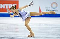 Александра Трусова, Гран-при, Гран-приКанады, женское катание, сборная России