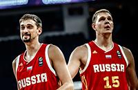 сборная России, сборная Греции, Евробаскет-2017