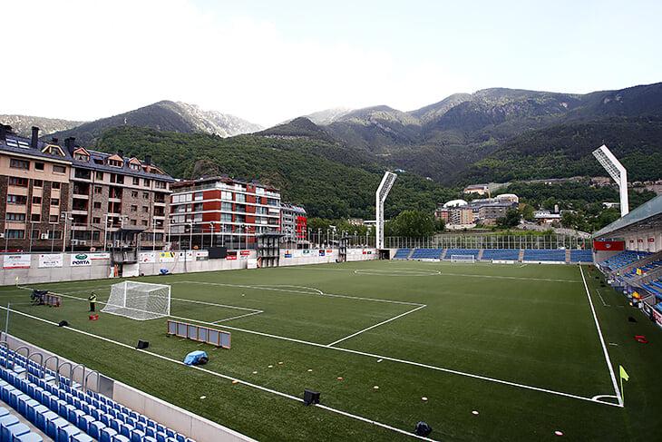 «Гагра» из Тбилиси, британское дерби XIX века, красоты Сан-Марино и Андорры. Все это – колорит первого раунда Лиги конференций