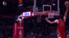 Anthony Davis rocks the rim