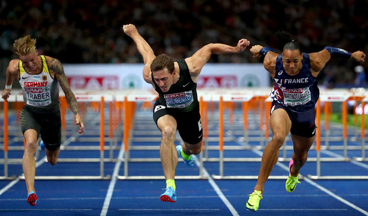 Шубенков проиграл золото из-за 0,002 секунды. Просто попытайтесь их разглядеть