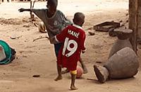 Ливерпуль, премьер-лига Англия, Сборная Сенегала по футболу, Садьо Мане