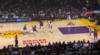 Anthony Davis Blocks in Los Angeles Lakers vs. Detroit Pistons