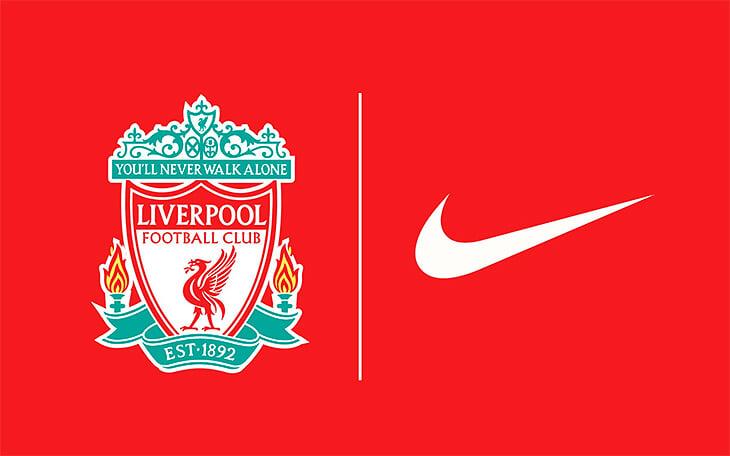 Nike, премьер-лига Англия, Ливерпуль, New Balance, бизнес, игровая форма, стиль
