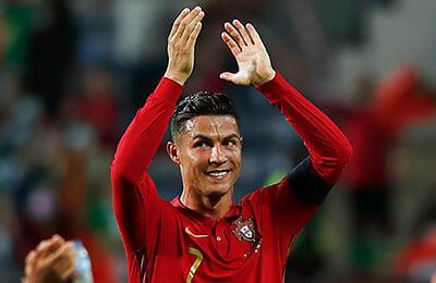 Манчестер Юнайтед, Ювентус, Реал Мадрид, Портсмут, Криштиану Роналду, квалификация ЧМ-2022, Вест Бромвич, Сборная Португалии по футболу, Дара О'Ши, Гэвин Базуну, сборная Ирландии по футболу