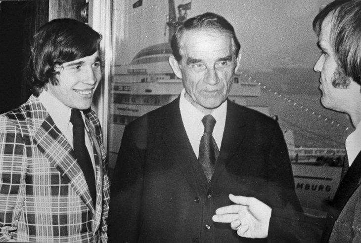 Ловчев был суперзвездой, но при этом не пил и не скандалил. Разговор о разнице поколений