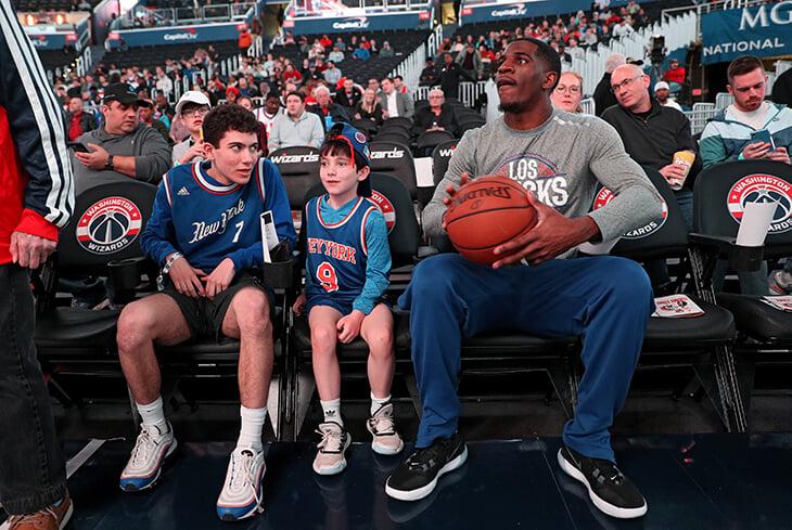 В НБА придумали, как пускать на стадионы 50 процентов зрителей и никого при этом не заразить