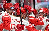 Россия обыграла Швейцарию: забрасывали только красивые шайбы