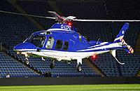 Вертолет владельца «Лестера» разбился у стадиона. Следим