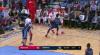 Brandon Clarke Blocks in Memphis Grizzlies vs. Houston Rockets