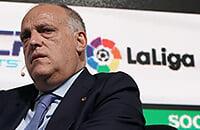 Атлетико, Вильярреал, Хавьер Тебас, бизнес, Ла Лига