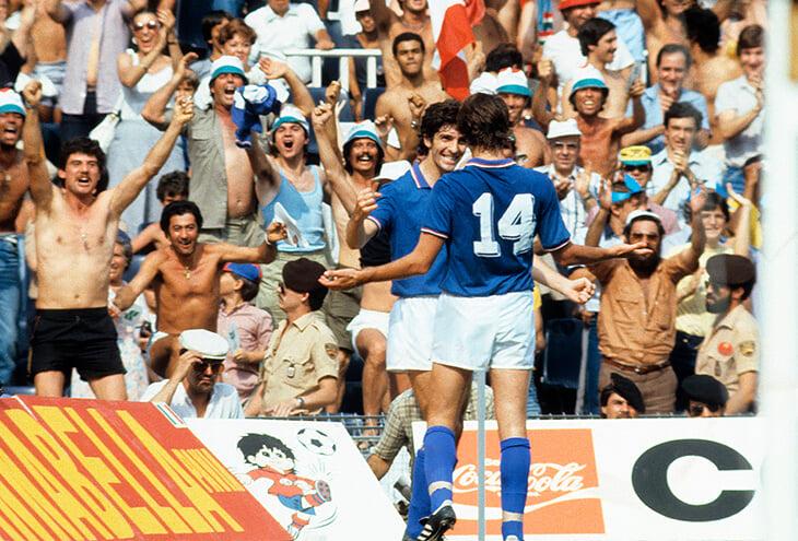Паоло Росси стоил впятеро дороже Кройффа, на пике попал в тюрьму, а потом выиграл ЧМ и стал героем Италии