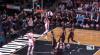 Derrick Jones Jr. with the huge dunk!