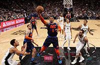 «Сперс» и «Тандер» выдали лучший матч сезона НБА
