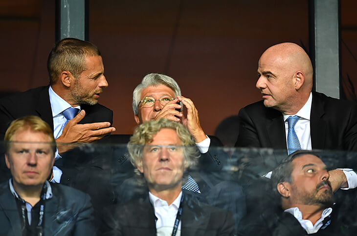 Перес протащил «Атлетико» в Суперлигу. Инвесторы хотели «Севилью», но дружба мадридских президентов оказалась ценнее