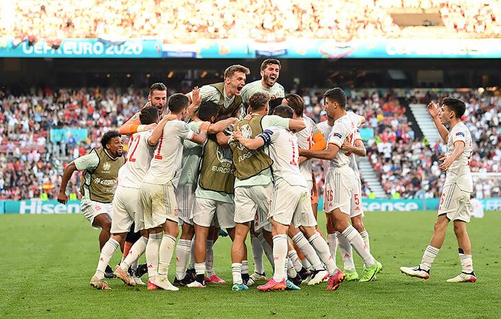 Хорватия и Испания, что это было? 🔥🔥🔥