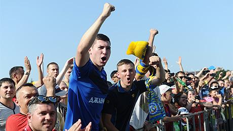 Что светит «Ростову» в Лиге чемпионов?