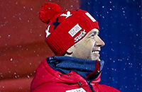 Уле Эйнар Бьорндален, Сочи-2014, сборная Норвегии, ЧМ-2016