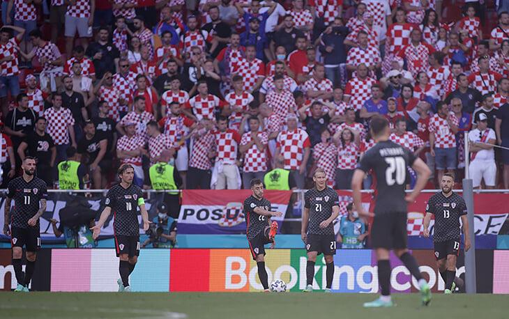 Что скрылось за эмоциями Хорватии и Испании: Ребич невовремя менял бутсы, а Гвардиол пил воду
