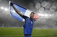 сборная Португалии, сборная Германии, сборная Франции, сборная Уэльса, Евро-2016