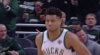 Giannis Antetokounmpo slams it home
