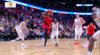 Damian Lillard with one of the day's best dunks
