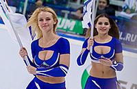 Девушки дня. Ice girls «Салавата Юлаева»