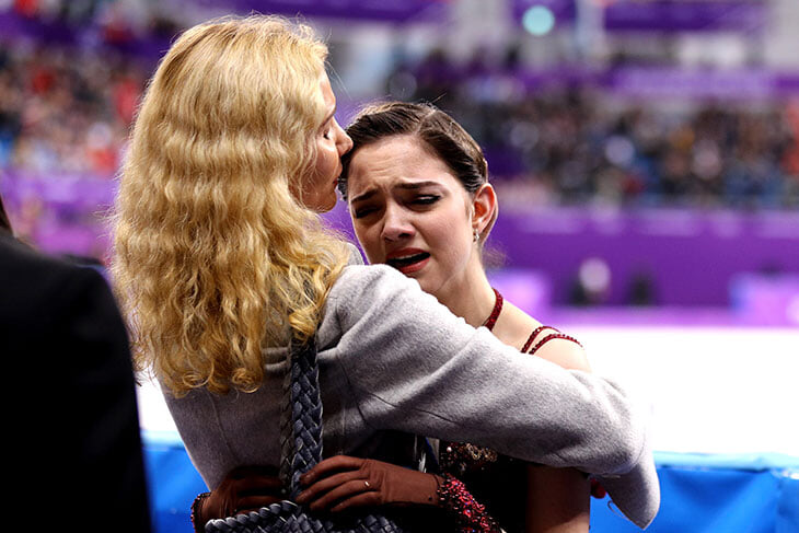 «Причина расставания есть, но никто ее не узнает». До ссоры Медведеву с Тутберидзе воспринимали как мать и дочь