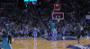 Kemba Walker hits the shot with time ticking down