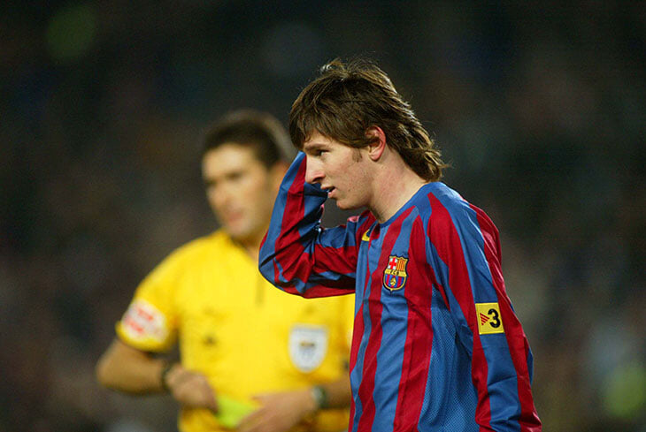 «Я не запомнил Месси. Он был похож на Хави и Иньесту». Почеттино играл за «Эспаньол» в дебютном матче Лео за «Барсу»