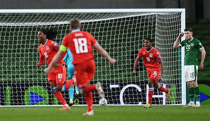 Люксембург – король карликов. Обыграли Ирландию, вдохновляются Исландией, уже дважды прорывались в еврокубки