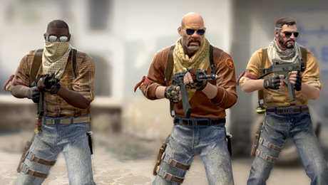 Легендарная карта Dust2 вернулась в Counter-Strike