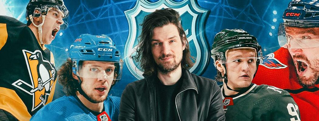 Овечкин, Капризов и Свечников –топ, Бобровский не нашел себя во «Флориде». Итоги русского сезона в НХЛ