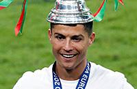 Роналду – главный мужик европейского футбола