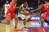 Клипперс, НБА, Джамал Кроуфорд, видео