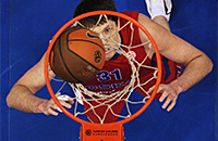 ЦСКА, фото, Turkish Airlines Euroleague, Виктор Хряпа