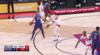 Wayne Ellington 3-pointers in Toronto Raptors vs. Detroit Pistons