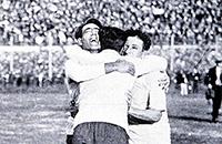 Сборная Аргентины по футболу, фото, Сборная Уругвая по футболу, чемпионат мира, Гильермо Стабиле
