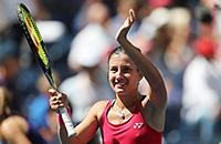 US Open, WTA, Анастасия Севастова