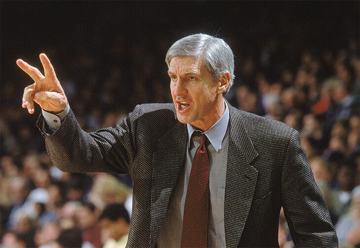 Джерри Слоун, НБА, Юта