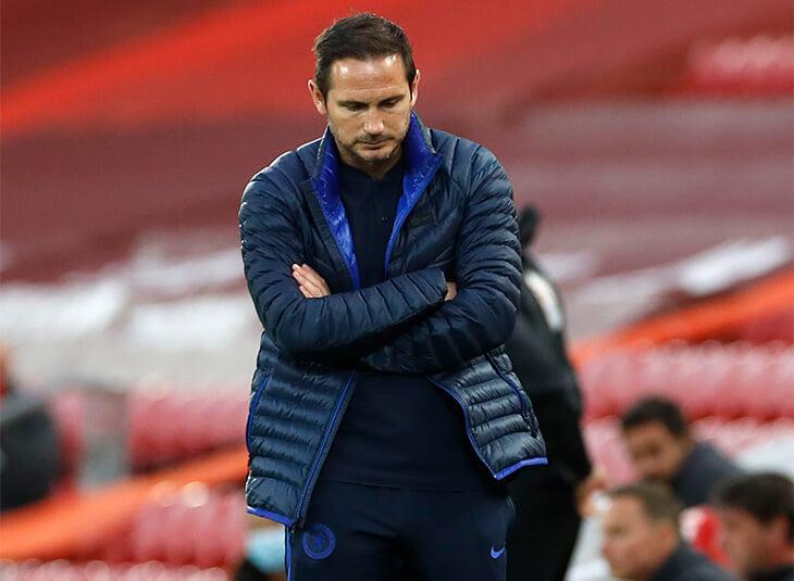 «Тебя забыли спросить, заткнись!» Лэмпард поскандалил со скамейкой «Ливерпуля», продолжил после матча и разочаровал Клоппа