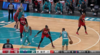 Terry Rozier 3-pointers in Charlotte Hornets vs. Portland Trail Blazers