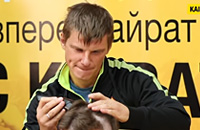 Андрей Аршавин, высшая лига Казахстан, Кайрат