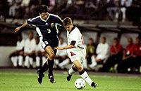 Майкл Оуэн, Сборная Англии по футболу, Алан Ширер, Сборная Аргентины по футболу, ЧМ-1998, игровая форма, стиль