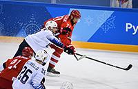Олимпиада сегодня: хоккеисты – в 1/4 финала, лыжницы взяли бронзу